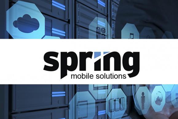 Logo Spring Mobile Solutions