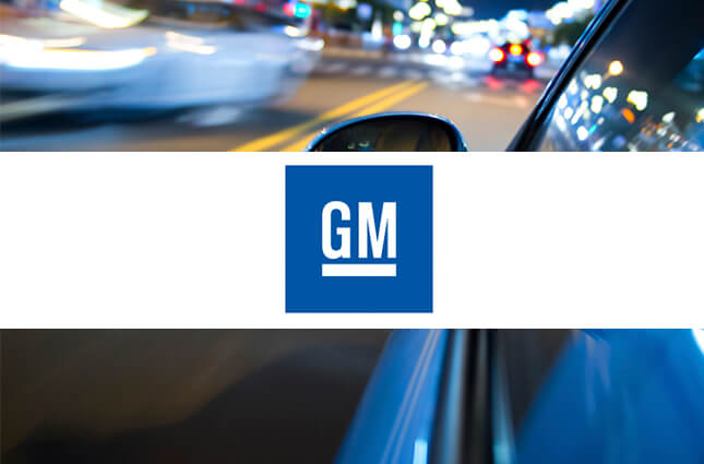 Capa case General Motors - GM