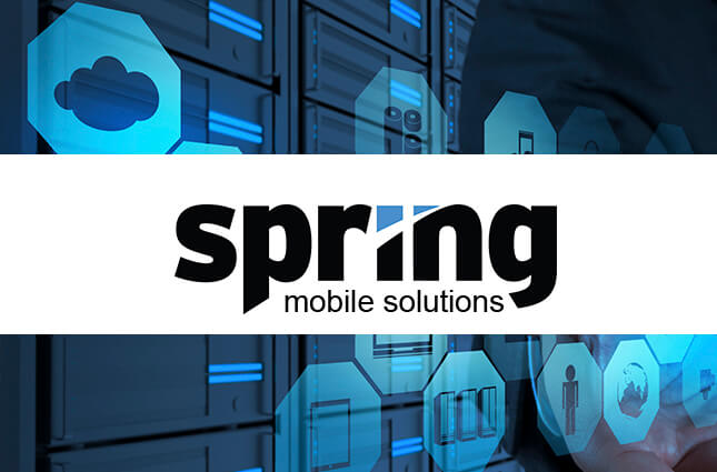 Capa case Spring Mobile Solutions