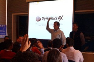 Marcelo Siviero | General Manager da Hunter Douglas Brasil - Kick off do projeto de implantação do Microsoft Dynamics AX na Hunter Douglas no Brasil.